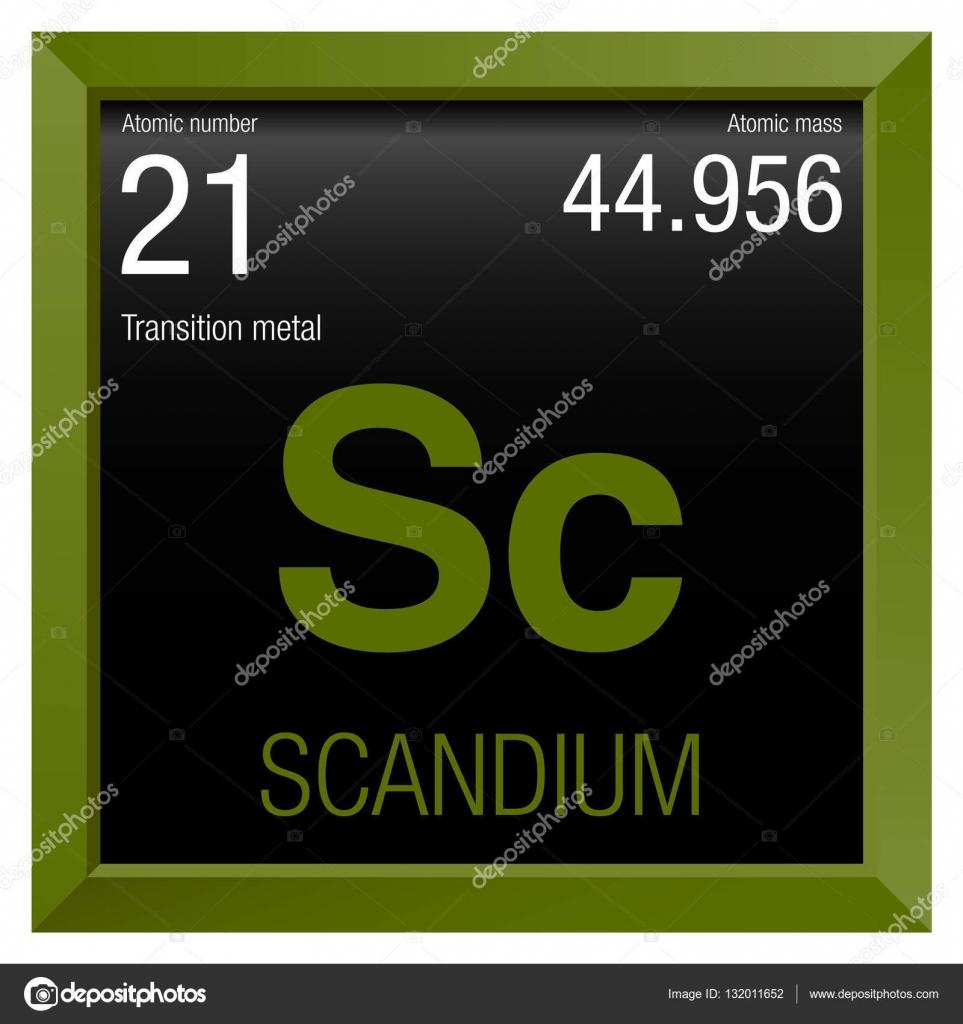 Scandium symbol element number 21 of the periodic table of the scandium symbol element number 21 of the periodic table of the elements chemistry gamestrikefo Images