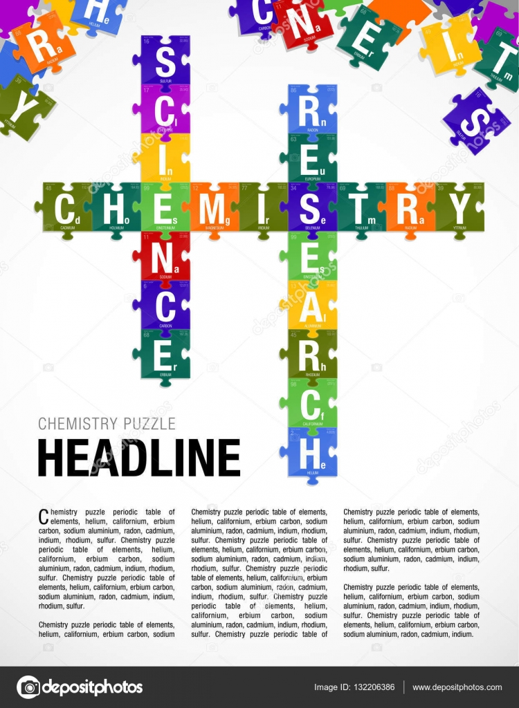 Words chemistry science research formed by symbols of the words chemistry science research formed by symbols of the periodic table of the elements gamestrikefo Images