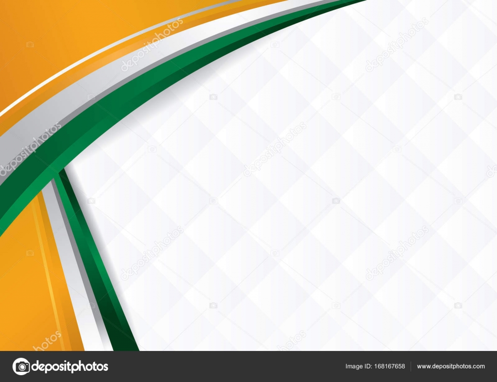 Abstract Background With Shapes With The Colors Of The Flag Of India Ivory Coast To Use As Diploma Or Certificate Vector Image By Alejomiranda Vector Stock 168167658