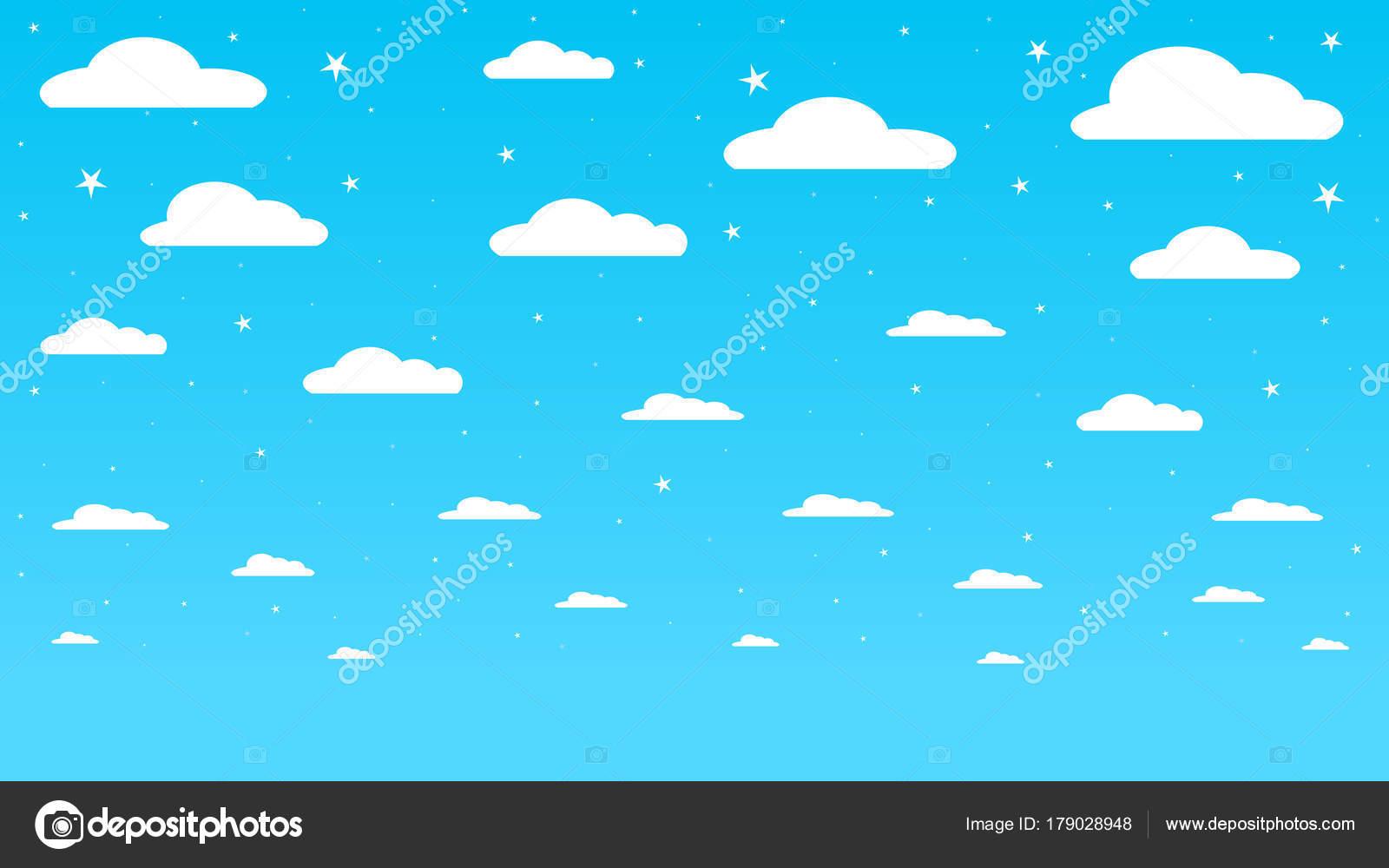 Dibujos: Estrellas Animadas Blancas