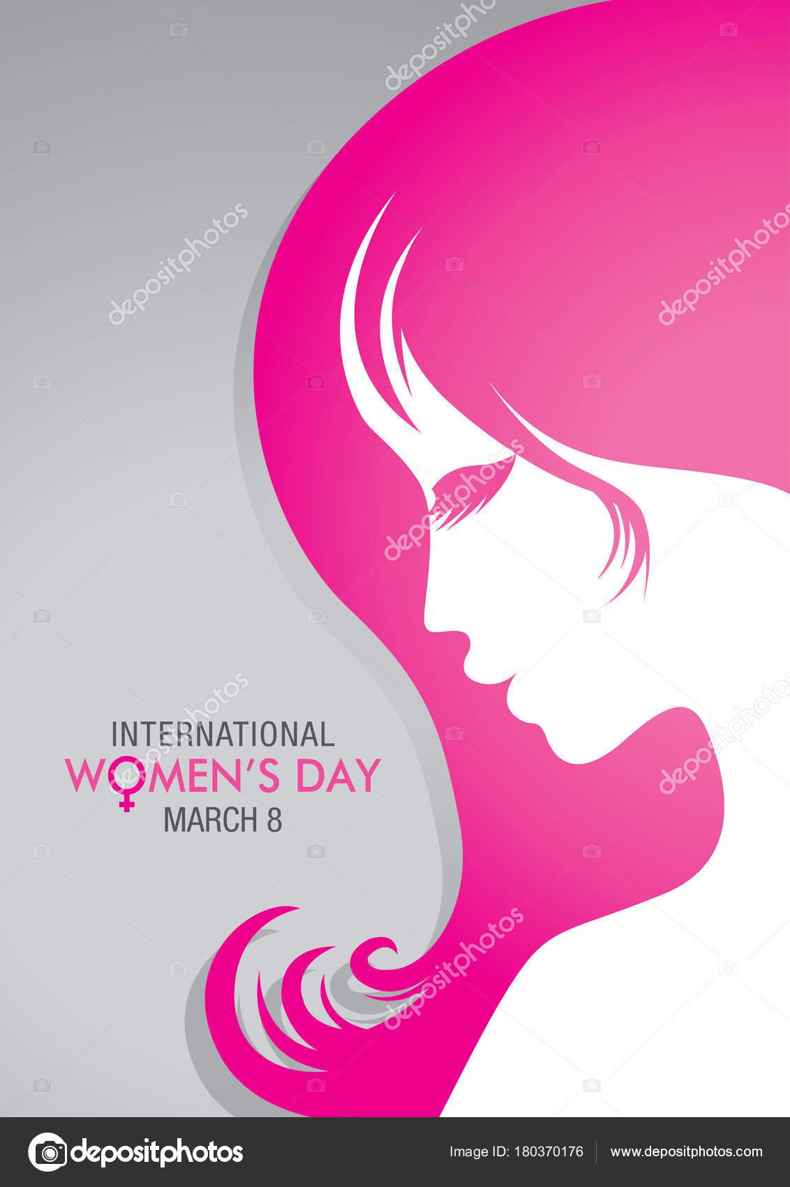 Fotos Dia Internacional De Las Mujeres Diseño Sobre Día