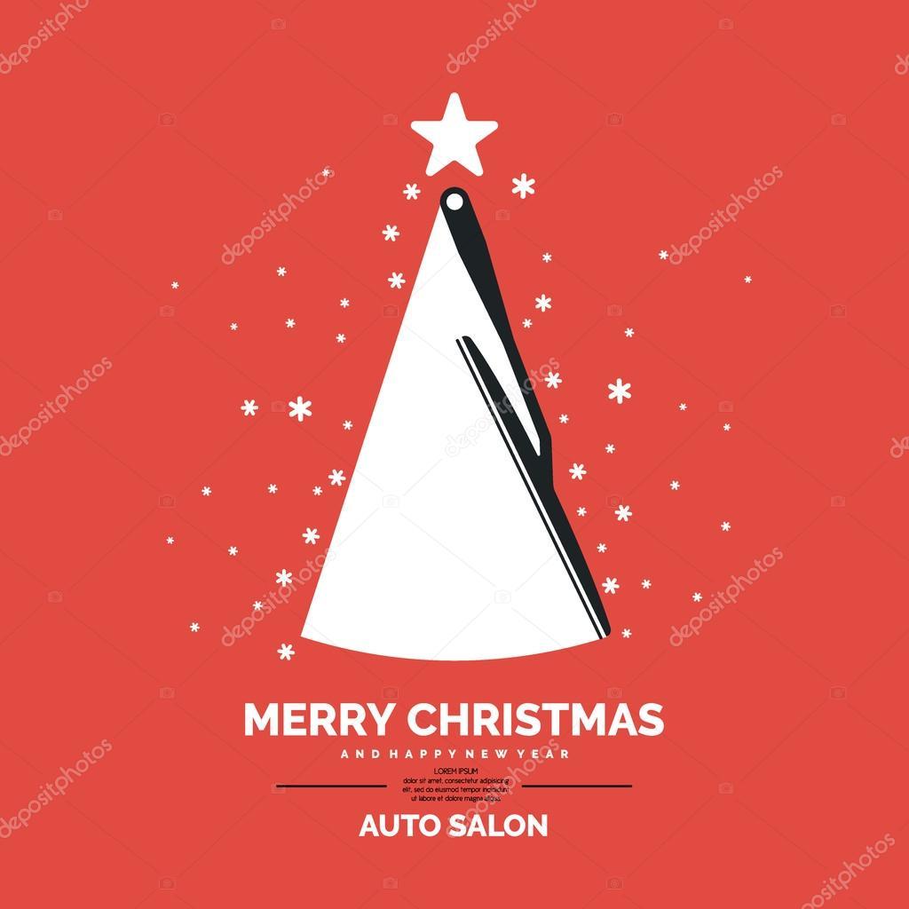 Plakat für Auto-salon — Stockvektor © alekseyderin.gmail.com #127865046