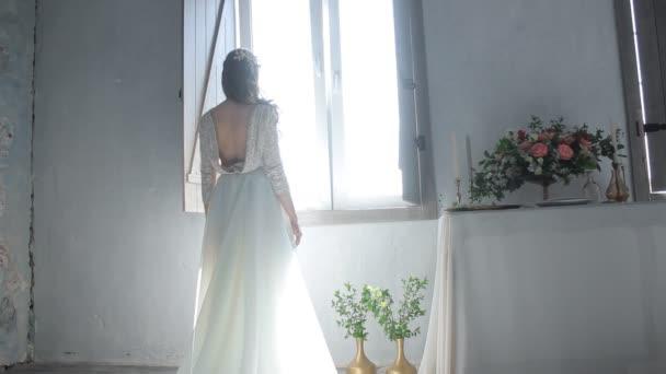 Nevěsty u okna. Výtvarného umění