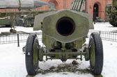Výkonná dělostřelecká zbraň