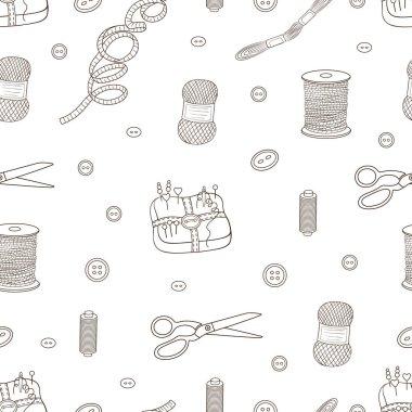 vector seamless pattern needlework-01