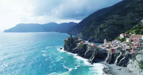 cíl cesty orientační bod Vernazza