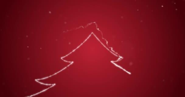 Buon Natale In Inglese.Messaggio Di Buon Natale In Lingua Inglese Con Lo Spazio Della Copia