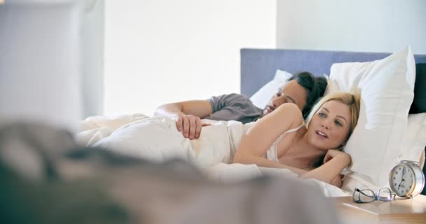 love in bed man and woman video