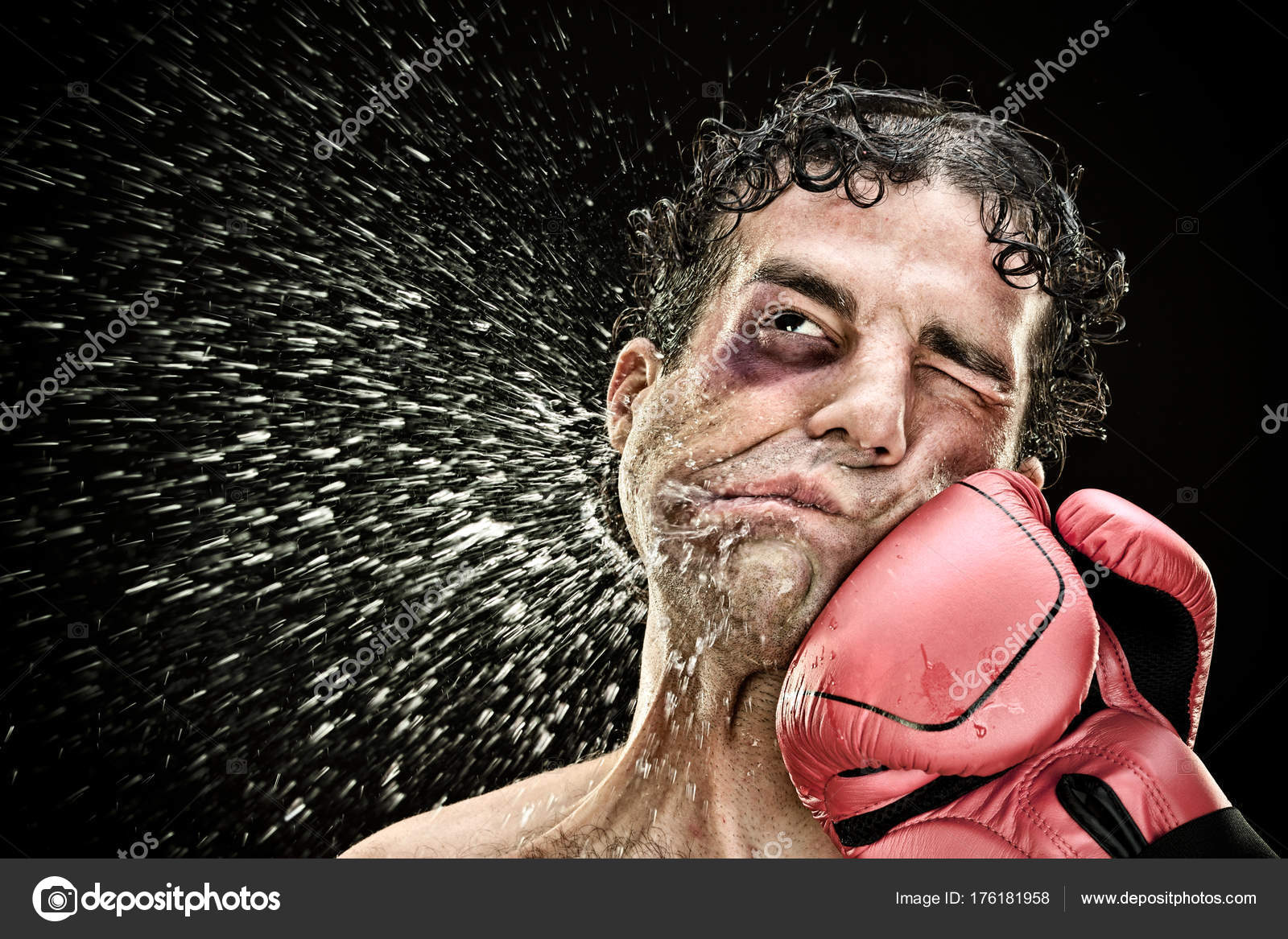 how to take a punch to the face