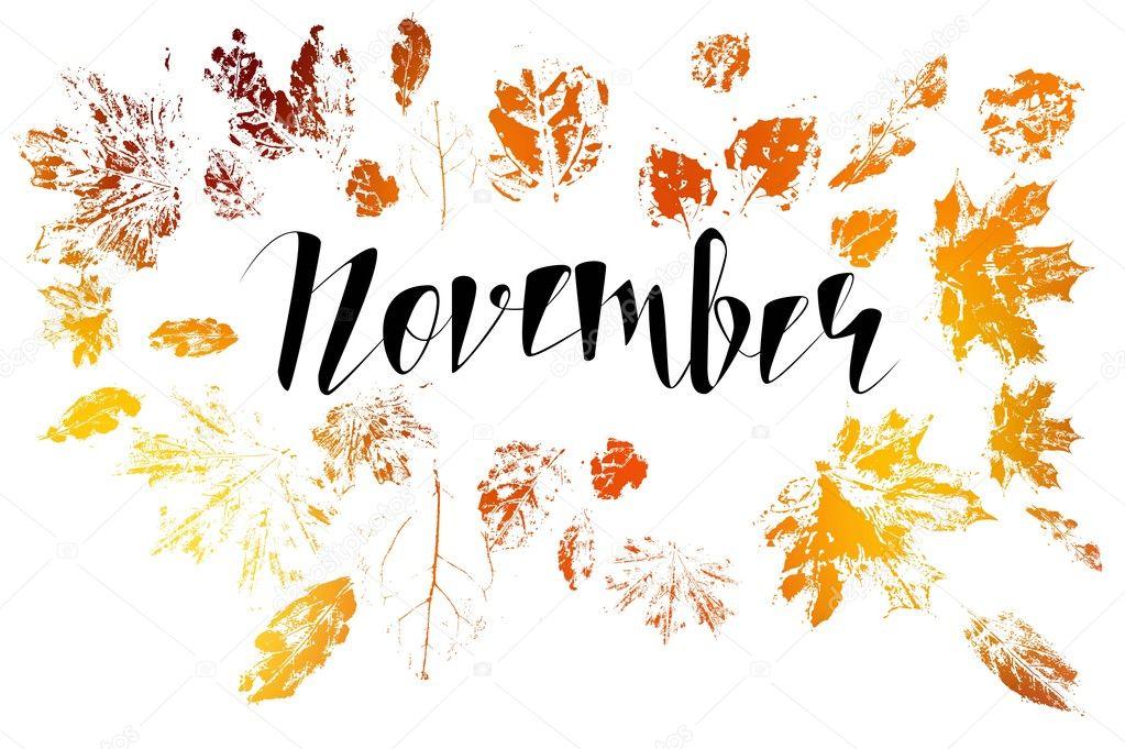 Image result for november leaves