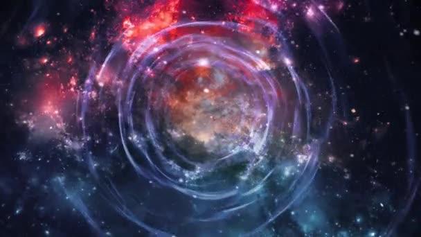 Prostor tunelu s Galaxy - 07