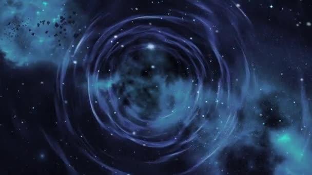 Prostor tunelu s Galaxy - 05