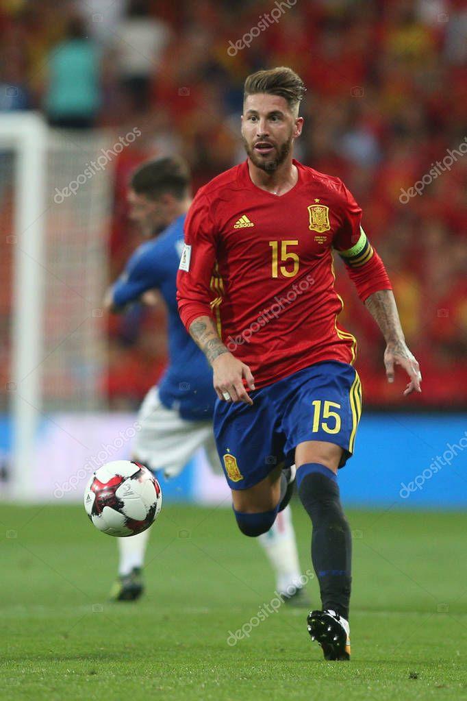 Sergio Ramos Em