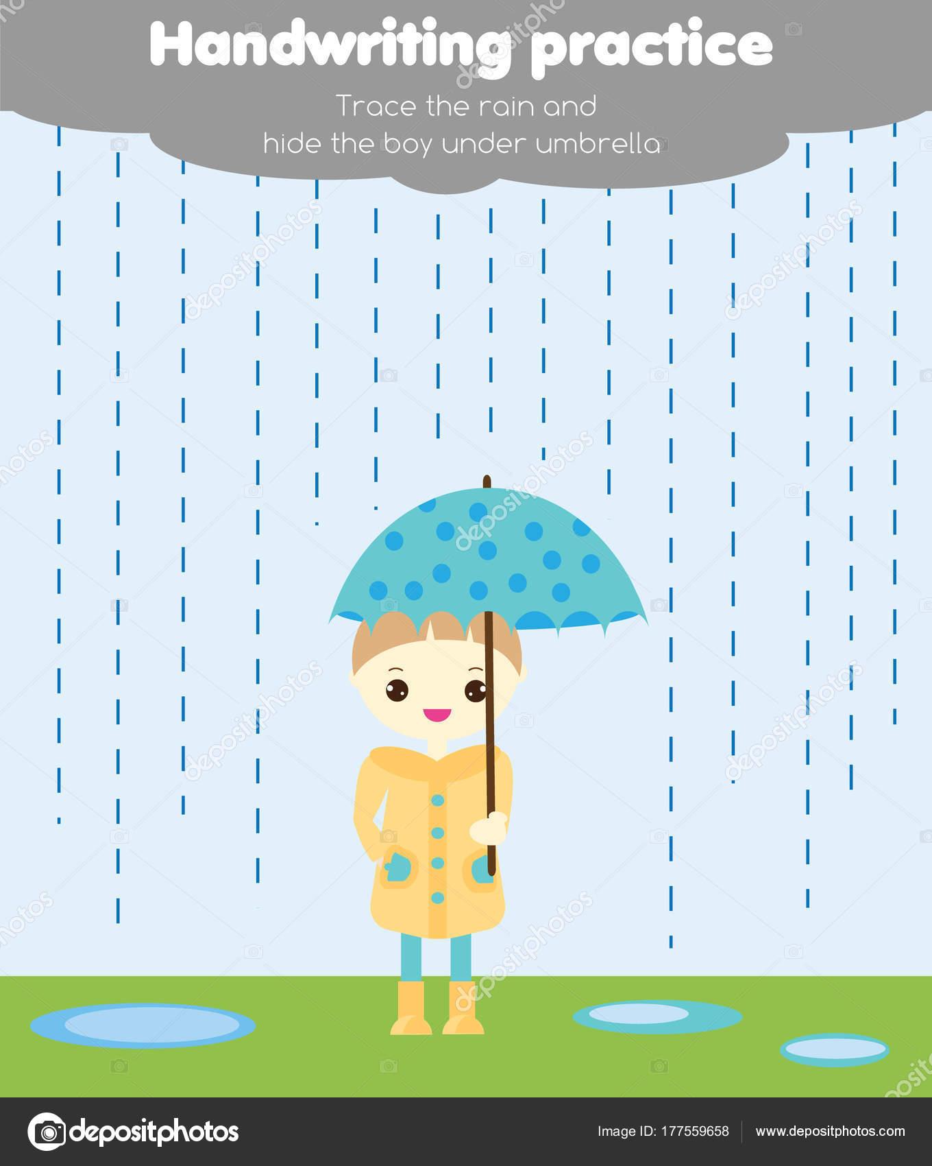 El Yazısı Alıştırma Sayfası çocuklar Için Eğitim çocuk Oyunu