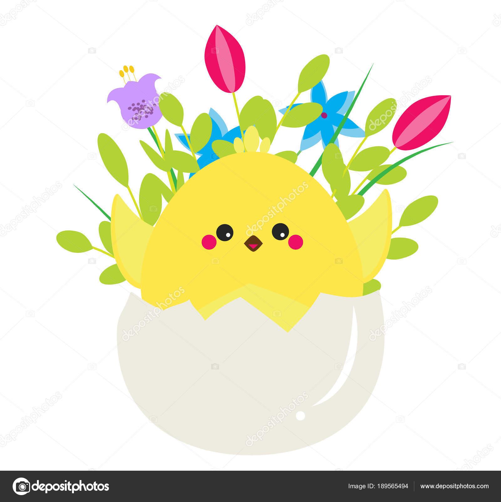 Pollitos Bonitos Animados Pollo De Gallo De Dibujos Animados Lindo