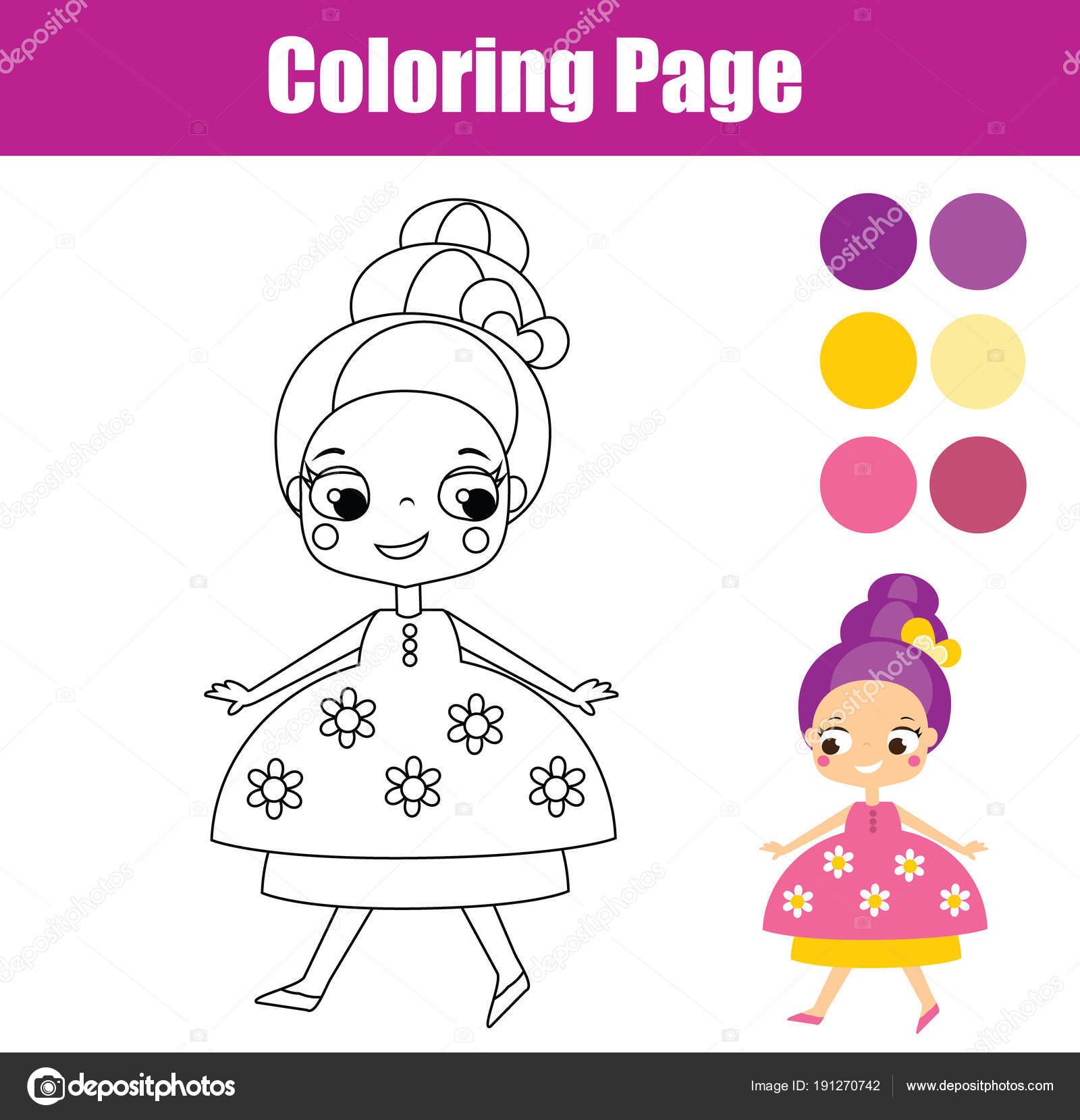 Imágenes Diferentes Razas Humanas Para Colorear Página