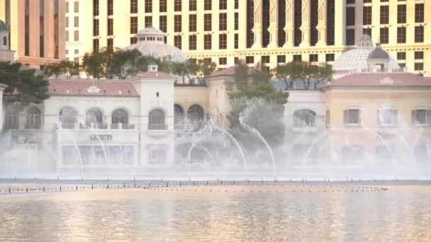 Las Vegas Fountain Show im Bellagio
