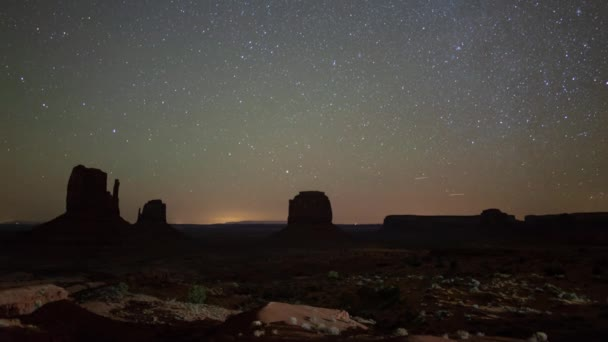 Monument Valley Tejút Galaxy Over Southwest Desert USA 2