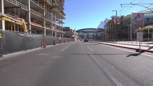 Phoenix Arizona Vezetés Sablon Downtown 4 Jefferson St