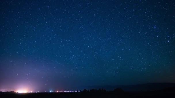 Milky Way Galaxy Rise North Sky 24mm Aquarids Meteor Shower 2019 Trona Pinnacles California USA
