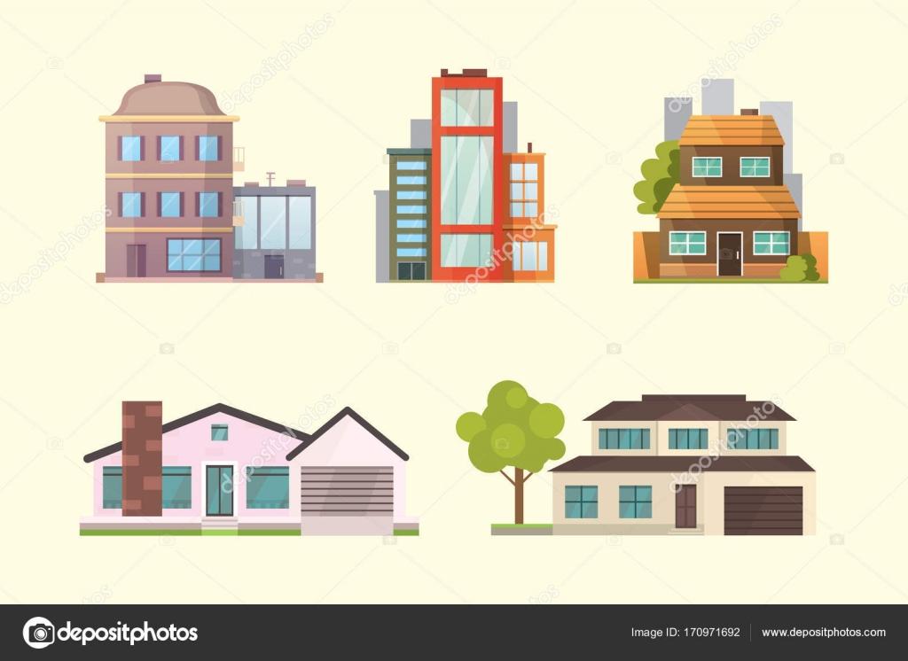 Emejing architecture moderne maison dessin pictures for Style de maison moderne
