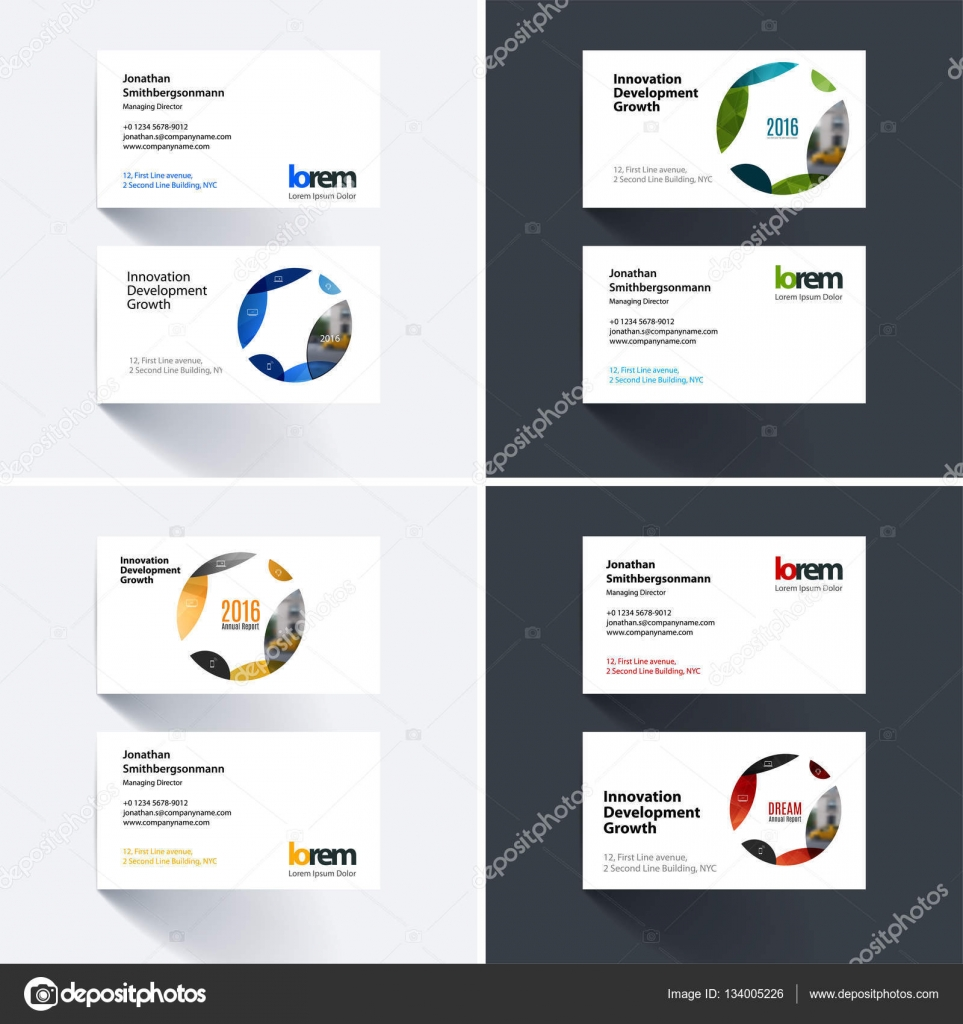 Vector business card template with circle soft shapes round fo vector business card template with circle soft shapes round fo stock vector fbccfo Images