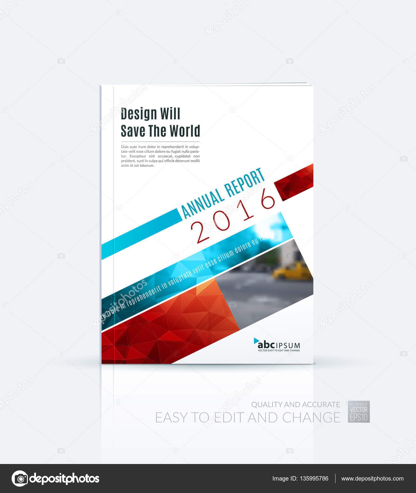 Vector de negocio. Diseño de plantilla de folleto, diseño de ...