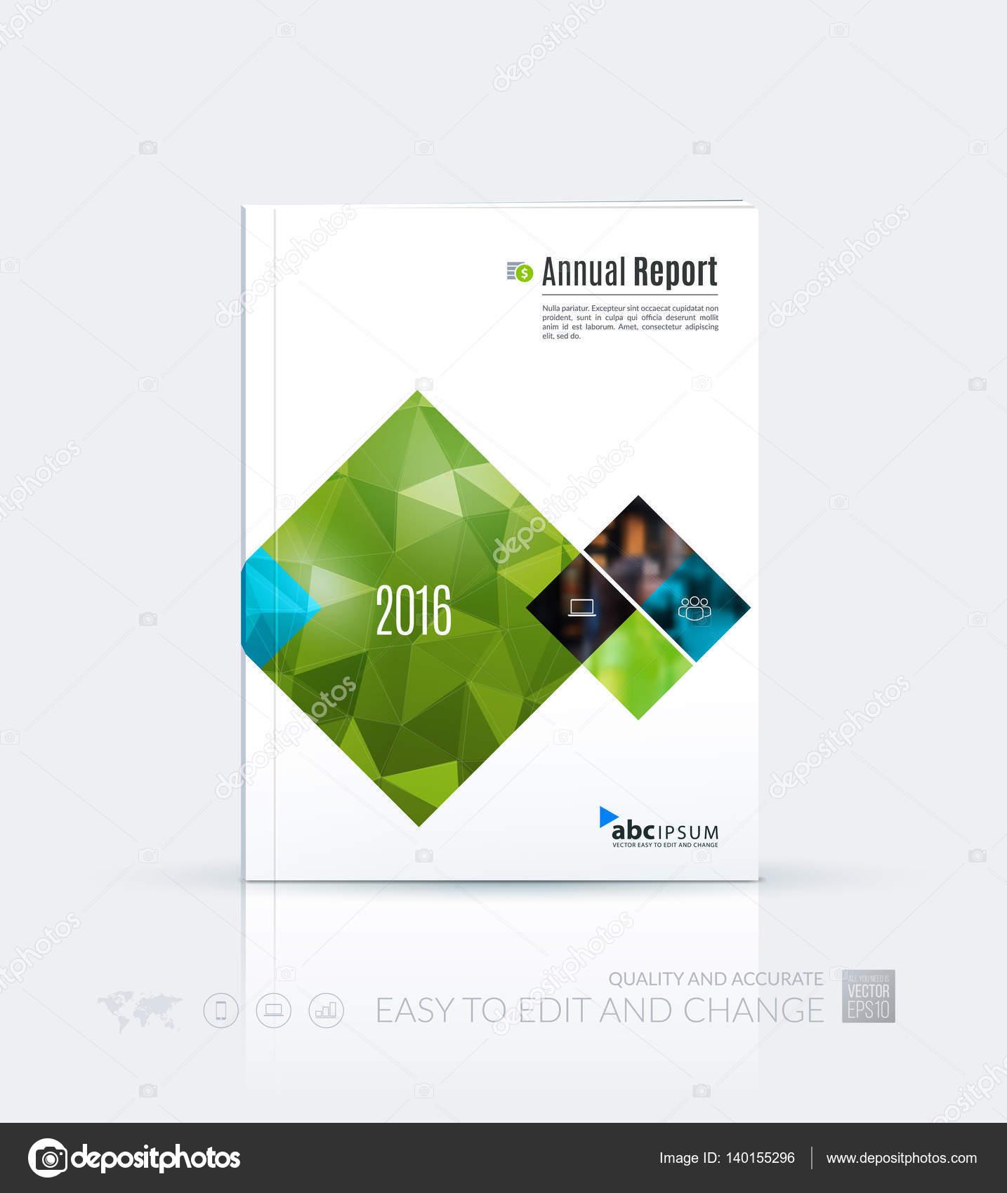 Plantilla de vector de negocio. Diseño de folleto, diseño moderno de ...