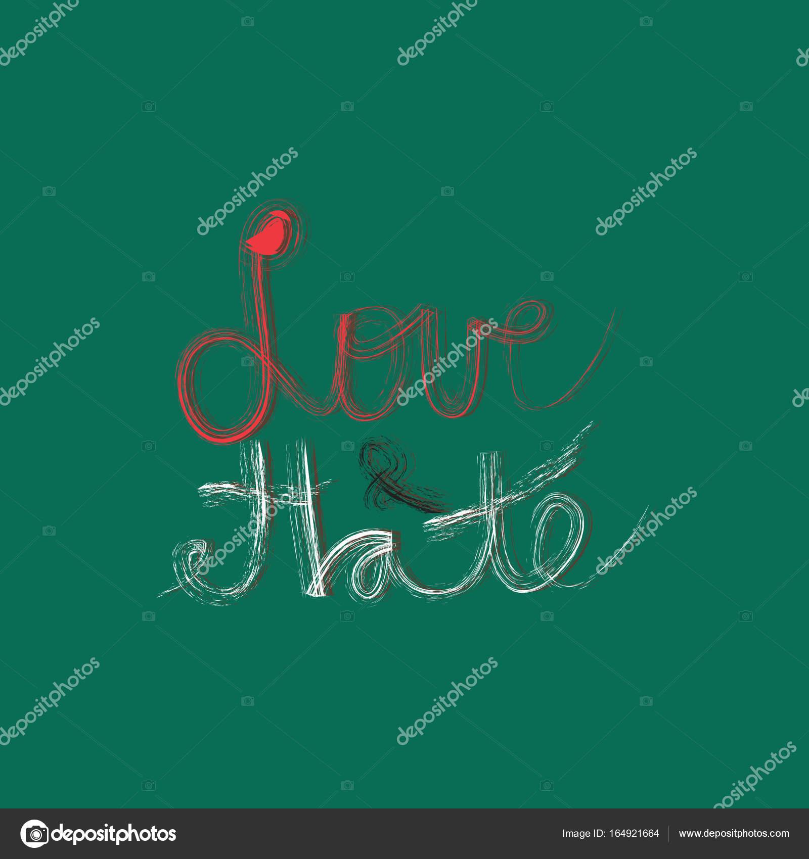 Imagenes Jinetes Con Frases De Amor Amor Y Odio Caligrafia De