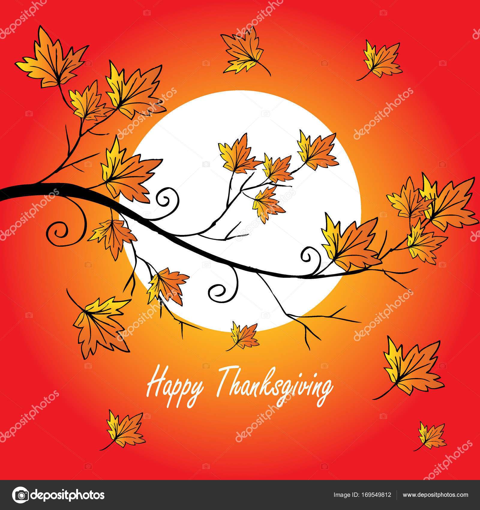 Happy thanksgiving card stock photo handini 169549812 happy thanksgiving card stock photo kristyandbryce Choice Image