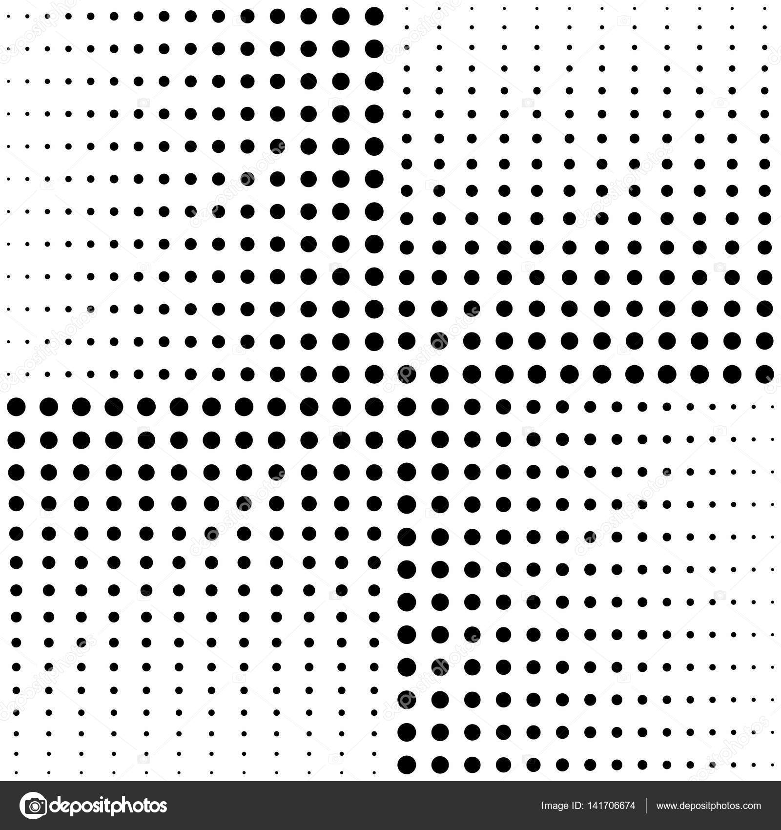 Línea de puntos geométricos de patrones sin fisuras — Archivo ...