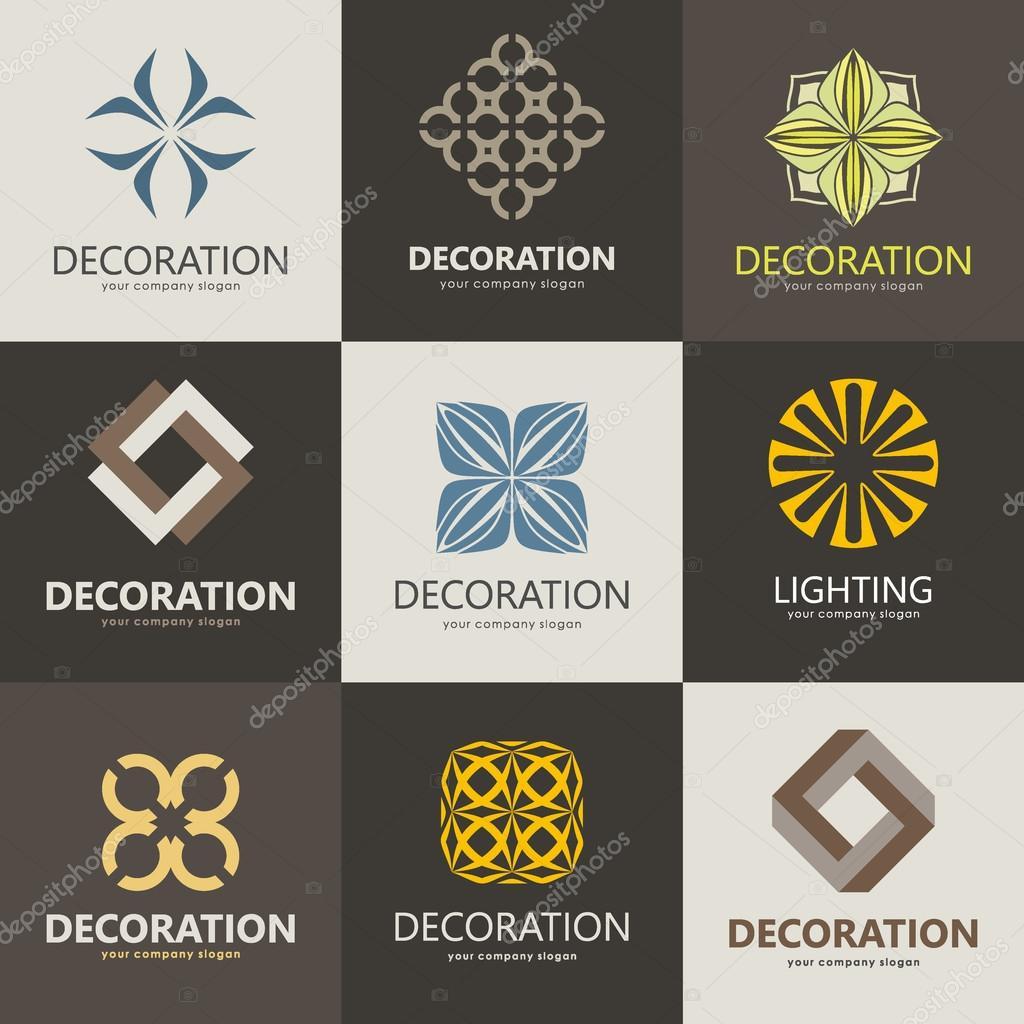 Logos de tiendas de decoracion colecci n de logos para for Tiendas de decoracion de hogar