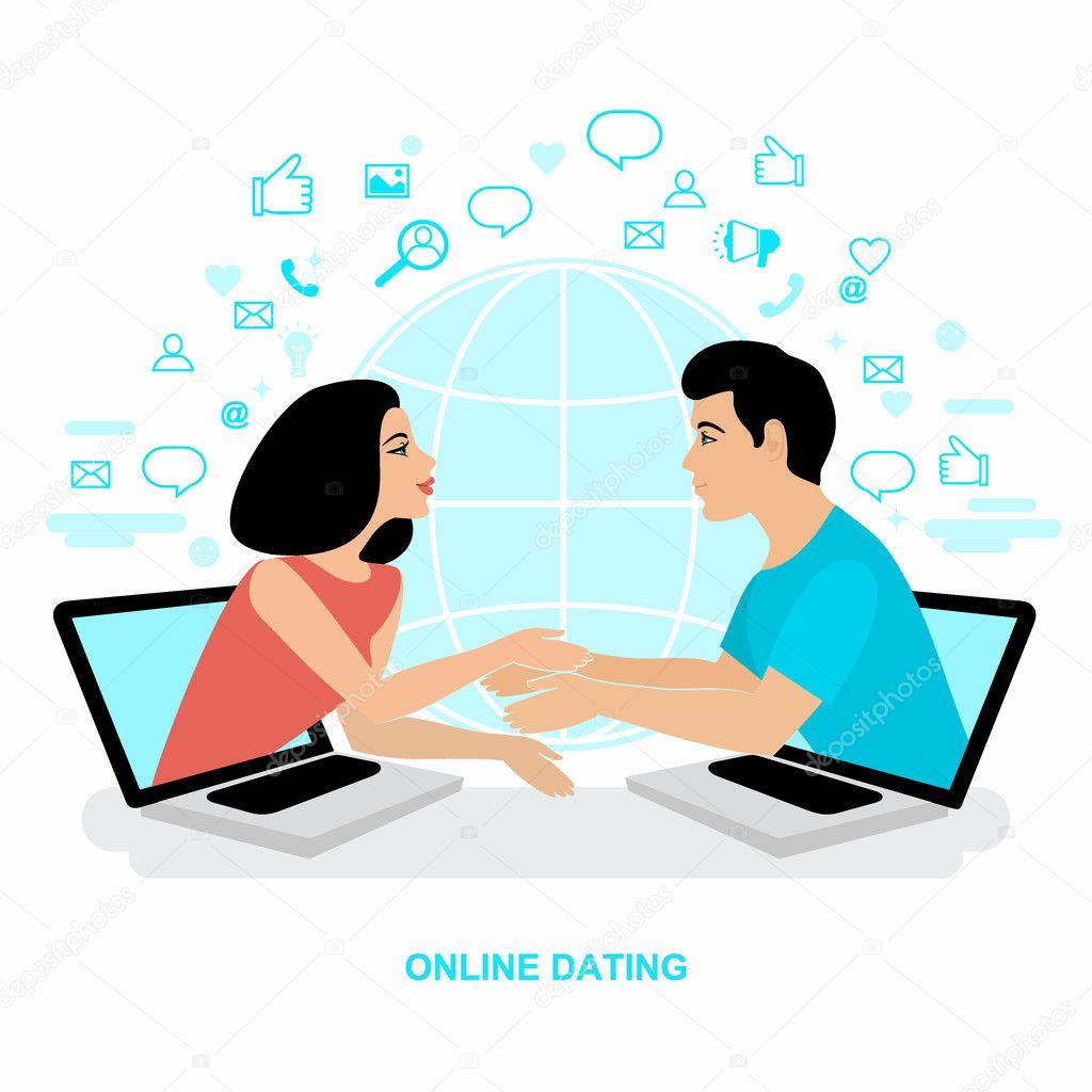 citas romanticas por internet