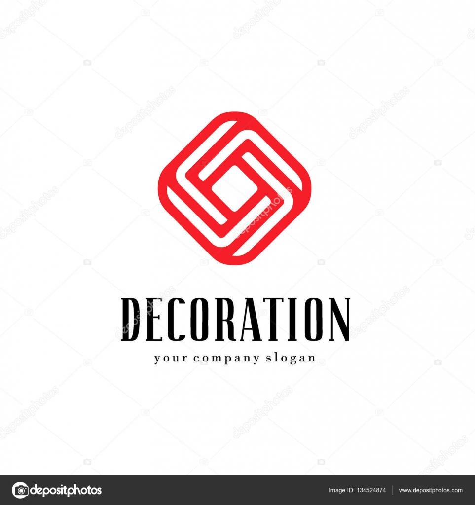 Logotipo vectorial para interiores tiendas de muebles for Tiendas de decoracion de hogar