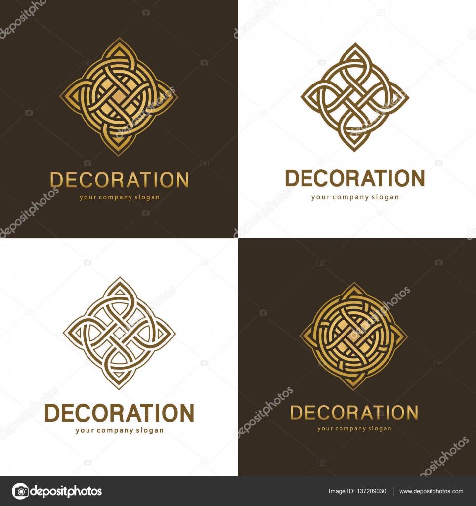 Una colecci n de logos para tiendas de muebles art culos for Decoracion del hogar facil y economico