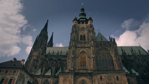 Praga, Repubblica Ceca - 08 05 2013: Cattedrale di San Vito, Venceslao e Adalberto