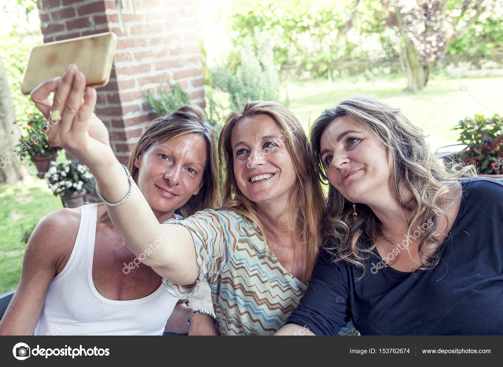 Teen Lesbians Having Fun