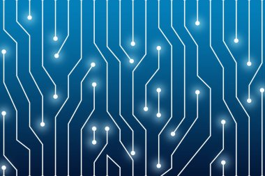 High-Tech Circuit Board Background,technology abstract backgroun