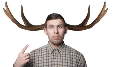 The man with the horns, the concept of female infidelity,