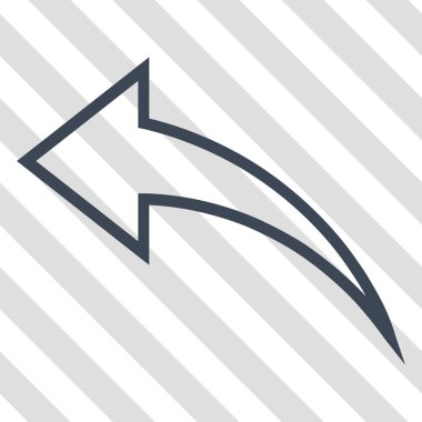Undo Vector Icon