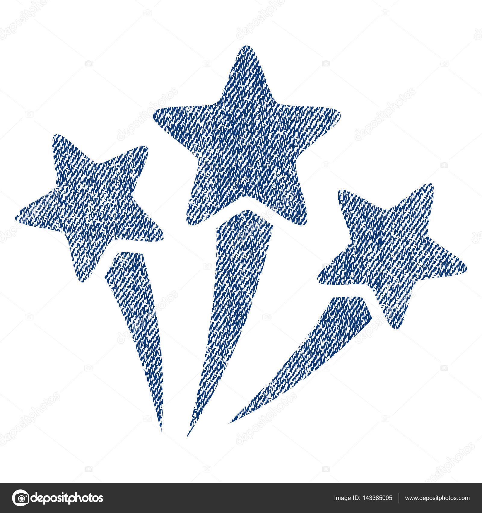 Fuegos Artificiales Vectorizados Fuegos Artificiales Estrellas