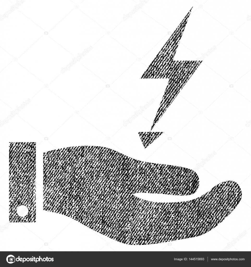 Beste Elektrisches Symbol Der Stromversorgung Fotos - Elektrische ...
