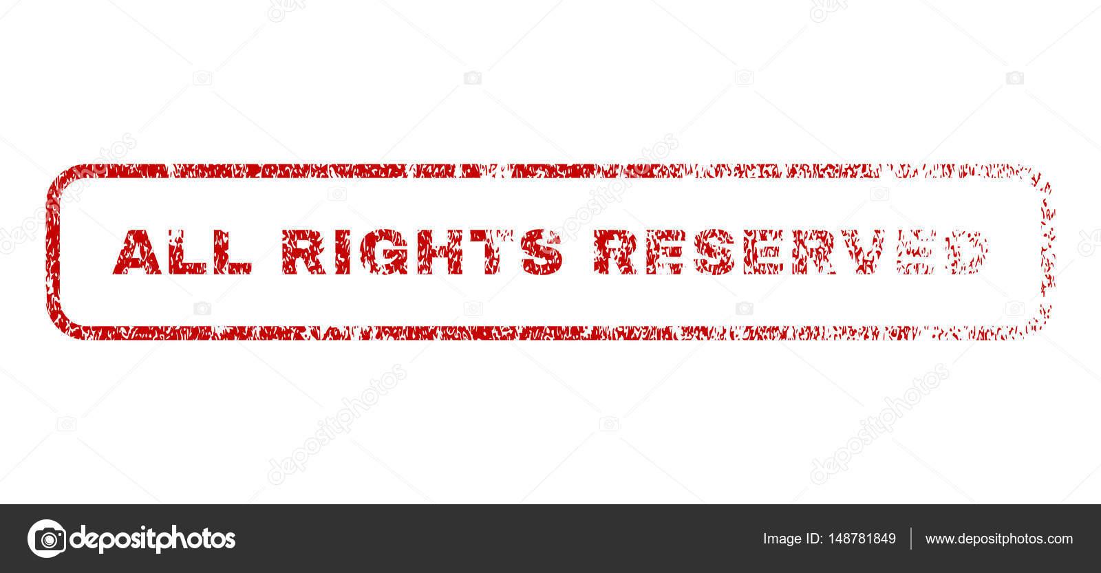 Текст все права защищены