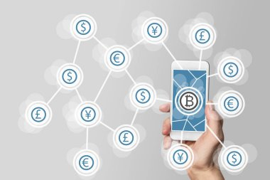 Blockchain and bitcoin technology as example for crypto-currency