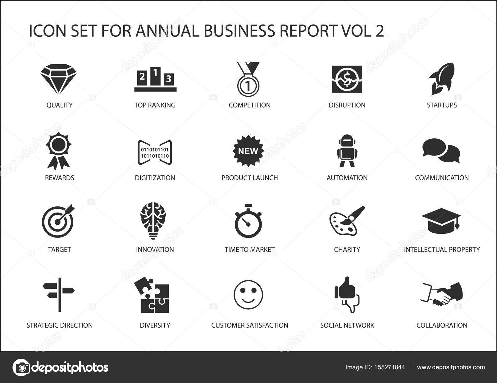 simple business report