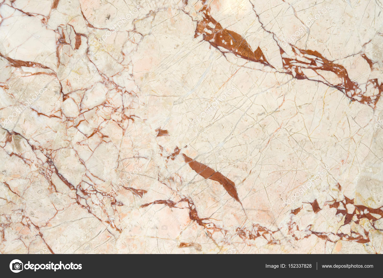 Light Brown Marble Texture Background Abstract Natural Stock Photo