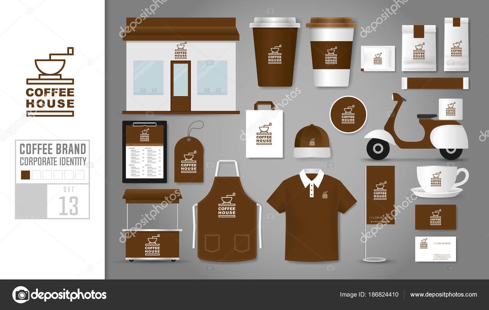 Plantilla de identidad corporativa establecida 13. Concepto de ...