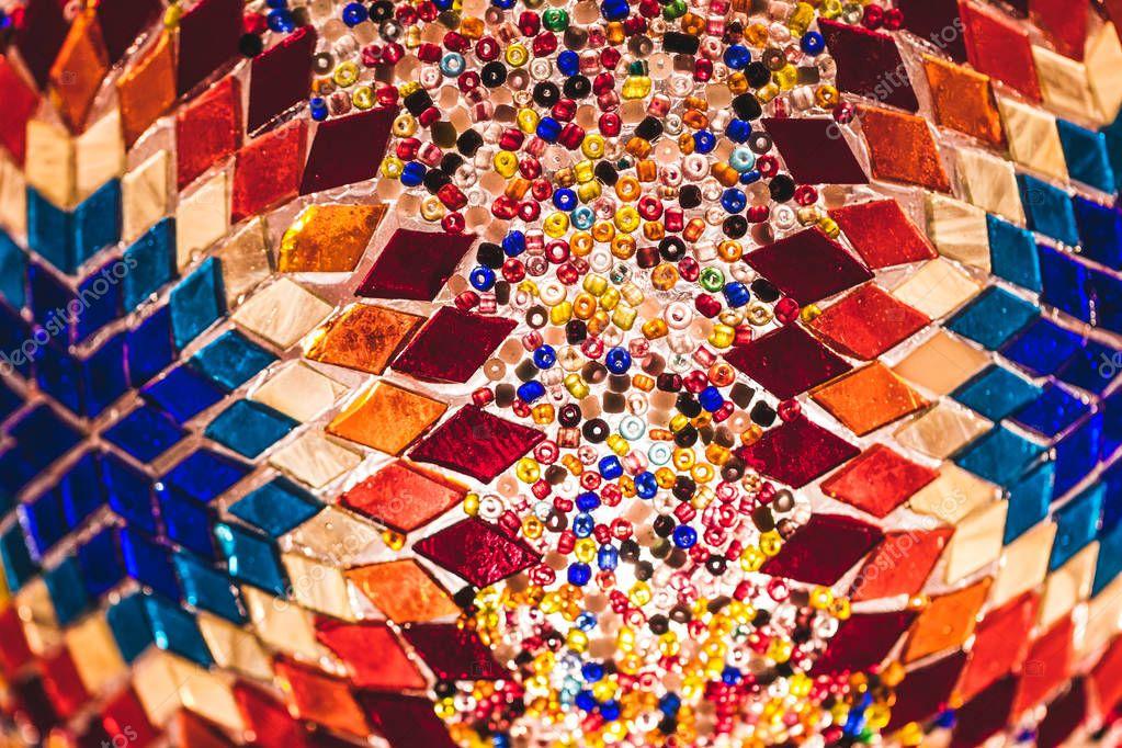 Amazing traditional handmade turkish lamp