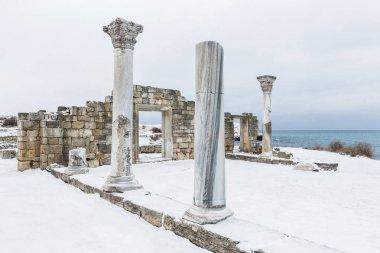 Chersonesus ruins in Crimea