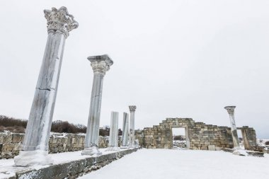 Chersonesus ruins in Crimea
